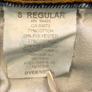 American Eagle Outfitters Jeans - American Eagle Jeans size 8 regular